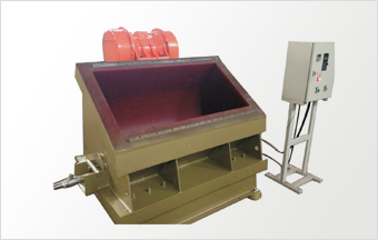 WMJ-1000 type horizontal vibration grinder